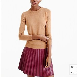 J. Crew Tippi Sweater in Merino Wool